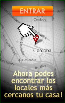 Locales Mapa