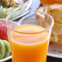 Acostúmbrate a comenzar tu día con un buen desayuno.