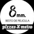 8MM Pizza x Metro