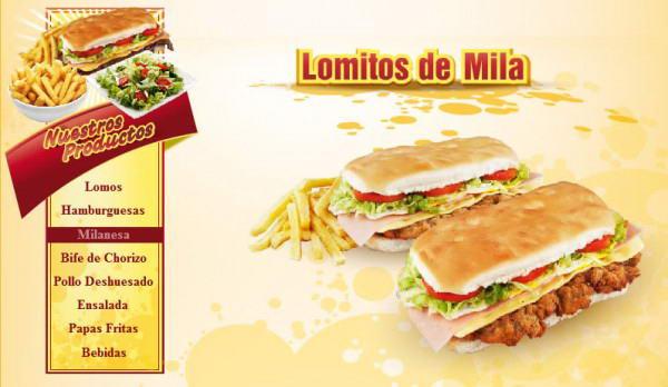 Foto de Lomitos 2x1 Alto Alberdi